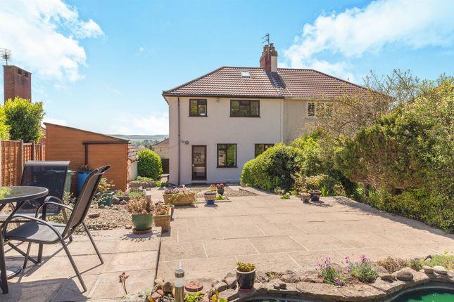 Thumbnail Semi-detached house for sale in Park Road, Shirehampton, Bristol