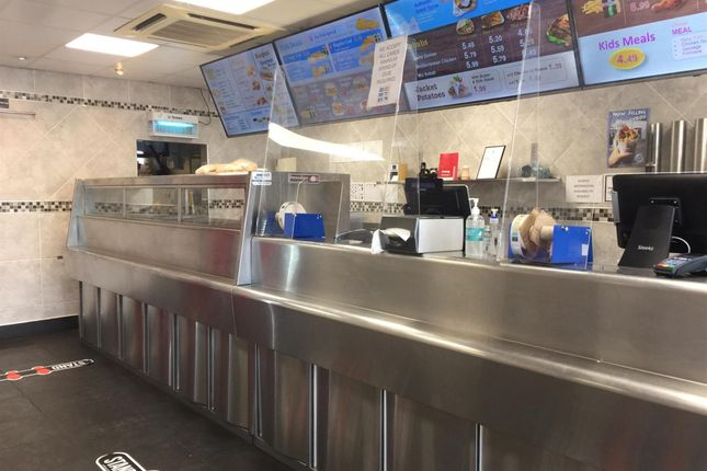 Thumbnail Leisure/hospitality for sale in Fish & Chips NG7, Nottinghamshire