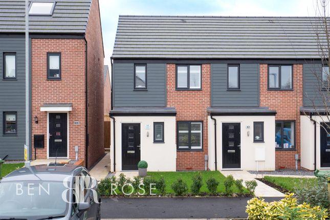 Terraced house to rent in Corsair Drive, Buckshaw Village, Chorley