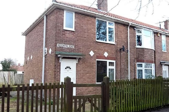 Thumbnail Property to rent in Beecheno Road, Norwich