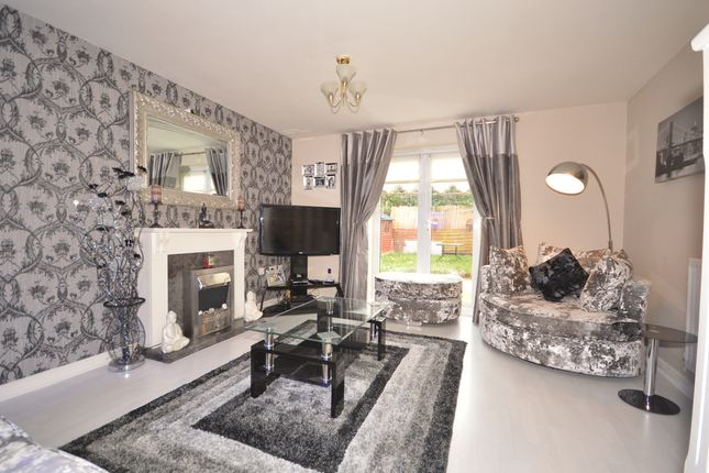 Thumbnail Semi-detached house for sale in Amethyst Close, Litherland, Liverpool