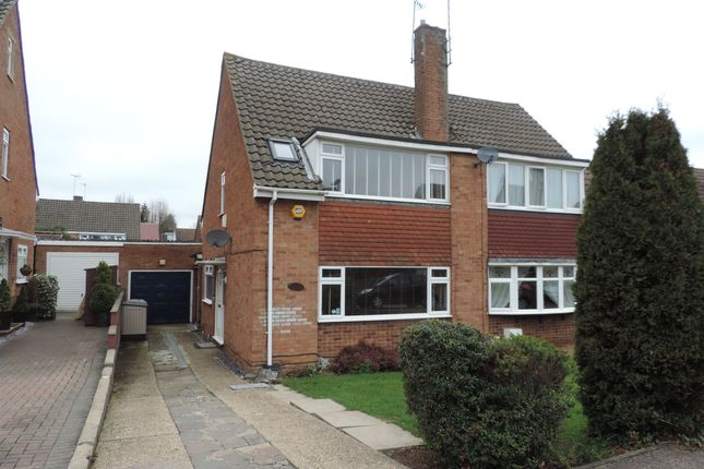 Semi-detached house for sale in Robert Close, Potters Bar