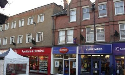 Thumbnail Office for sale in Market Place, Redditch, Hereford & Worcs