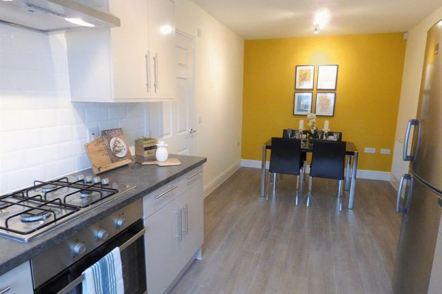 Thumbnail Terraced house for sale in Tuffley Crescent, Linden, Gloucester