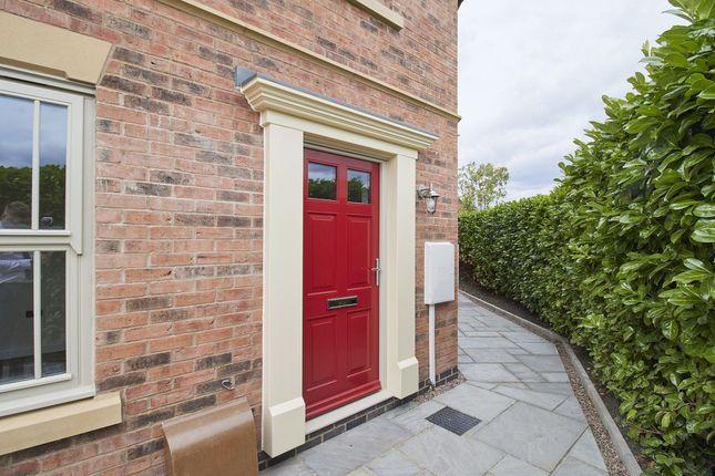Thumbnail Flat to rent in Windsor Street, Burbage, Hinckley
