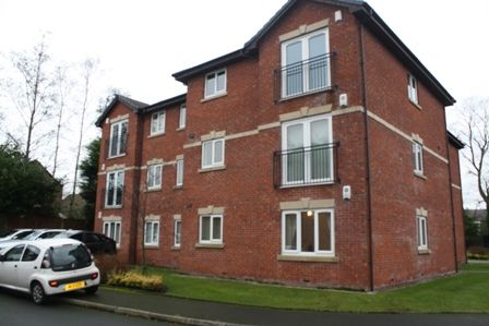 Thumbnail Flat to rent in Thurlwood Croft, Westhoughton