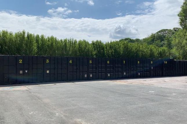 Business park to let in Container Storage, Mostyn Road Business Park, Coast Road, Llanerch-Y-Mor