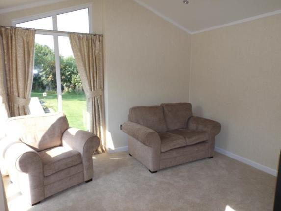 Lounge of Trevelgue, Porth, Newquay, Cornwall TR8