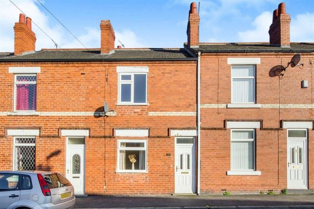 Thumbnail Terraced house to rent in King Street, Pontefract