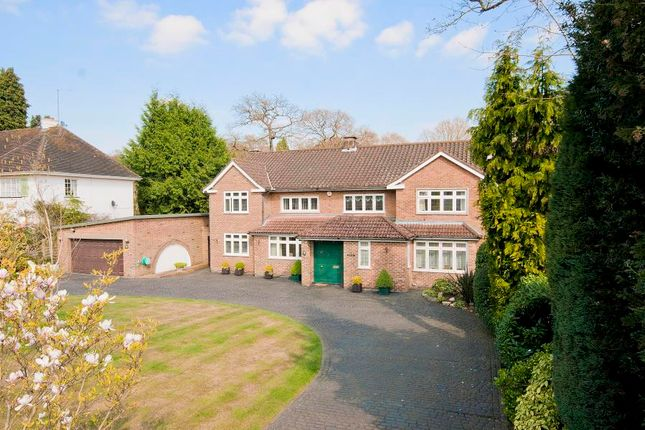 Thumbnail Detached house to rent in Linksway, Northwood