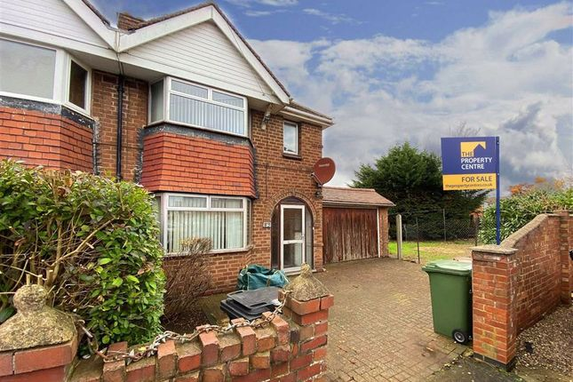 Thumbnail Semi-detached house for sale in Great House Road, Worcester