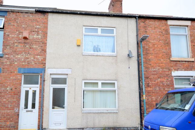 Thumbnail Terraced house for sale in Johnson Street, Eldon Lane, Bishop Auckland