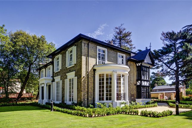 Thumbnail Detached house for sale in Truro House, Broomfield Park, London
