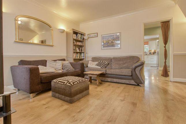 Lounge of Rossington Avenue, Borehamwood WD6