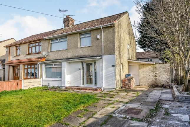 Thumbnail Semi-detached house for sale in Brook Hey Drive, Liverpool, Merseyside