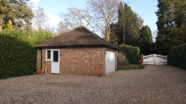 Garage of Lake View Road, Furnace Wood, East Grinstead, West Sussex RH19