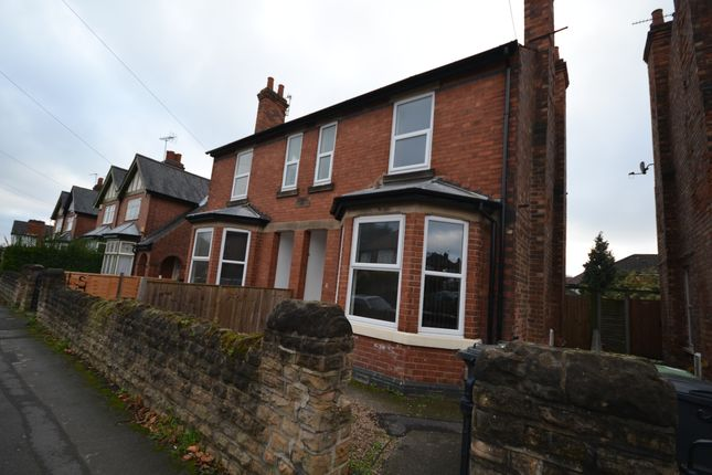 Thumbnail Semi-detached house to rent in Peveril Road, Beeston, Nottingham