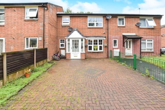 Thumbnail Terraced house for sale in Hamer Drive, Old Trafford, Manchester, Greater Manchester