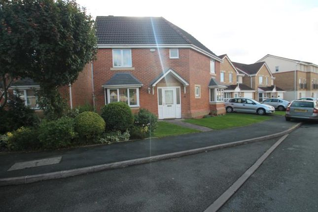 Thumbnail Detached house to rent in Racemeadow Crescent, Netherton, West Midlands