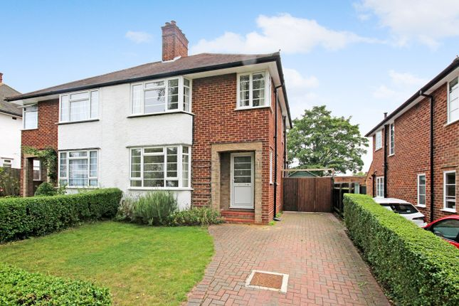 Thumbnail Semi-detached house to rent in Cowslip Hill, Letchworth Garden City