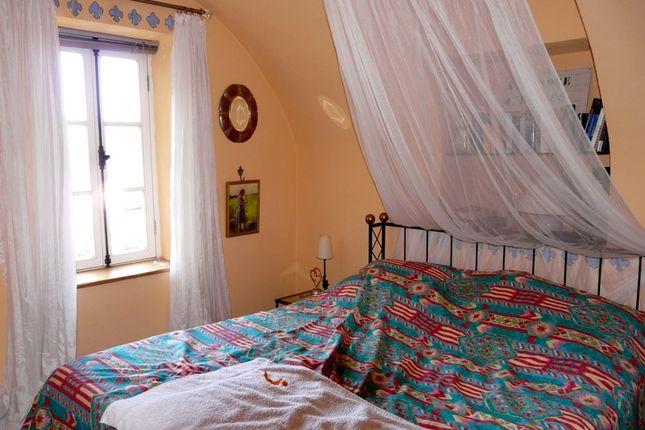 Bedroom of Sant'antonio, Ventimiglia, Imperia, Liguria, Italy