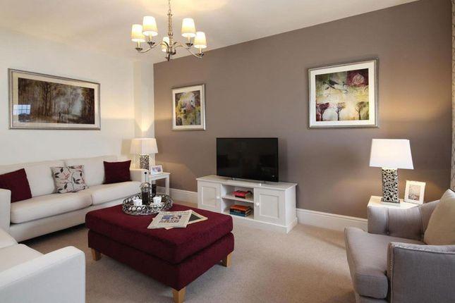 Thumbnail Terraced house for sale in Bulkhead Drive, Fleetwood FY76Gx