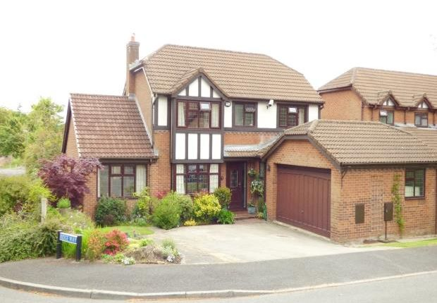 Thumbnail Detached house for sale in Ridge Way, Penwortham, Preston