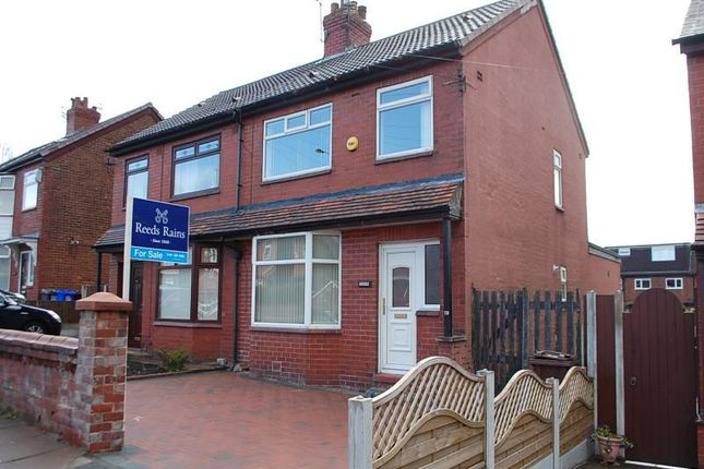 Thumbnail Semi-detached house for sale in Mossley Road, Ashton-Under-Lyne