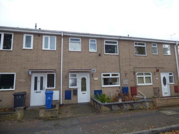 Terraced house for sale in Acorn Close, Shelton Lock, Derby, Derbyshire