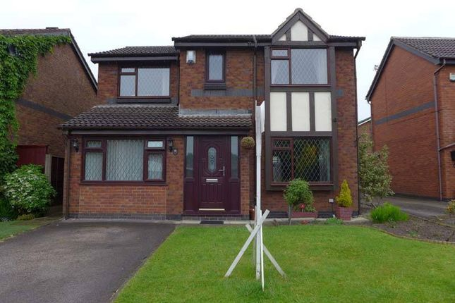Thumbnail Detached house for sale in Pheasant Wood Drive, Thornton-Cleveleys