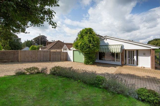 Thumbnail Detached bungalow for sale in Church Lane, Backwell, Bristol