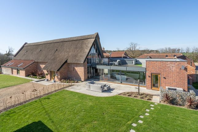 Thumbnail Barn conversion for sale in East Ruston, Norwich