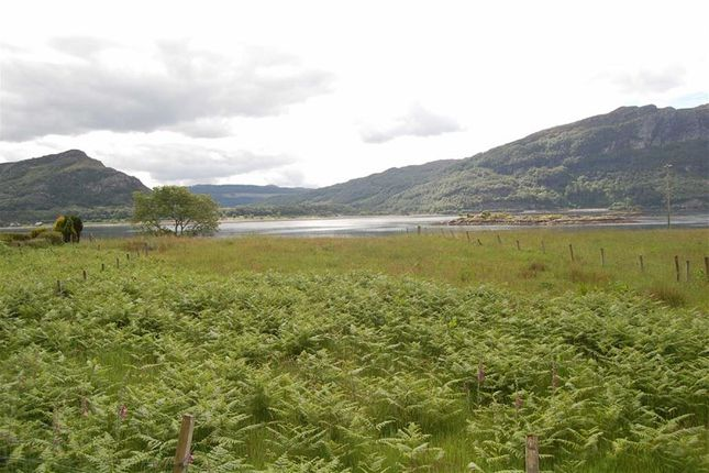 Thumbnail Land for sale in Lochcarron, Strathcarron