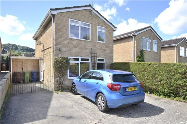 Thumbnail Detached house for sale in Buckholt Way, Brockworth, Gloucester