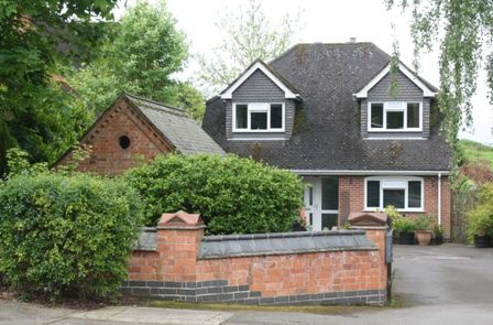 Thumbnail Detached house for sale in Barton Road, Market Bosworth