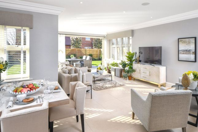 Thumbnail Town house for sale in Jubilee Gardens, Taplow Riverside, Taplow
