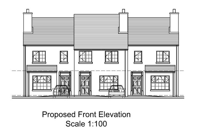Thumbnail Town house for sale in Empire Avenue, Dungannon