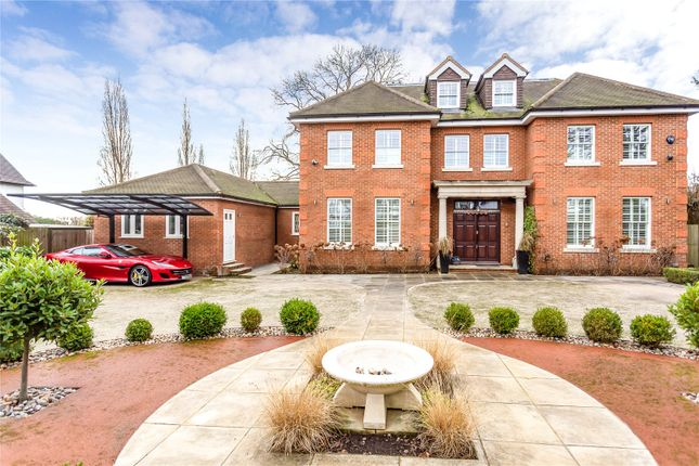 Thumbnail Detached house for sale in Friern Barnet Lane, Whetstone