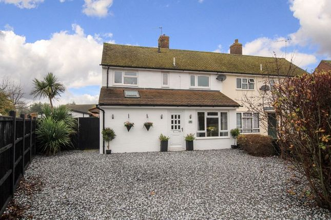 2 bed semi-detached house for sale in Rosebery Road, Aston Clinton, Aylesbury HP22