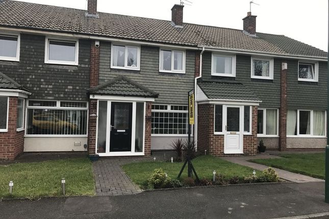 Thumbnail Terraced house for sale in Stephen Court, Jarrow