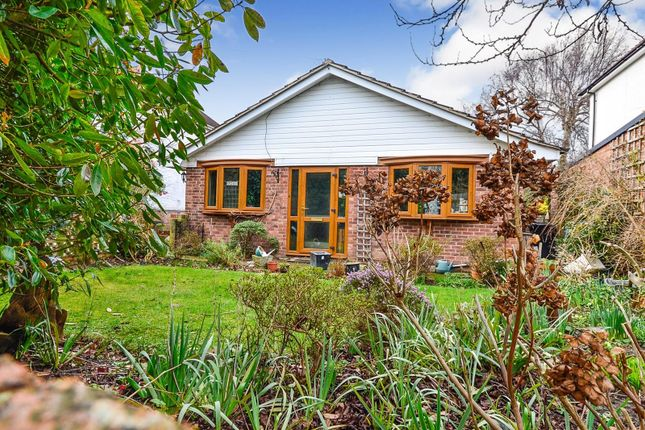 Thumbnail Detached bungalow for sale in Meads Road, Bexhill-On-Sea