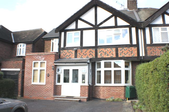 Thumbnail Semi-detached house for sale in Lord Avenue, Clayhall