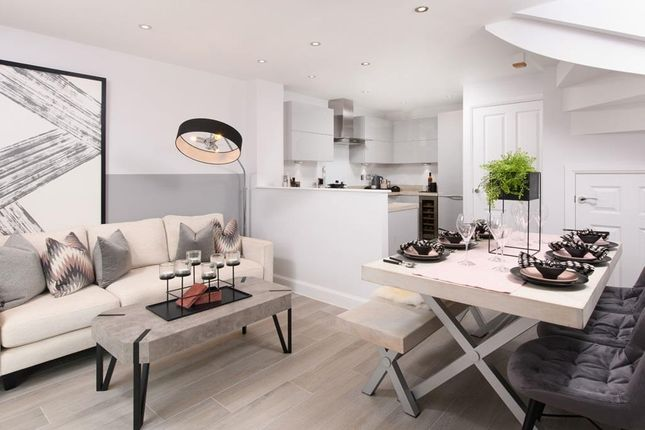 """Semi-detached house for sale in """"Kingsville"""" at Llantrisant Road, Capel Llanilltern, Cardiff"""