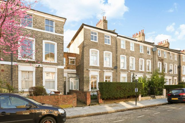 Thumbnail End terrace house for sale in Horton Road, Hackney, London