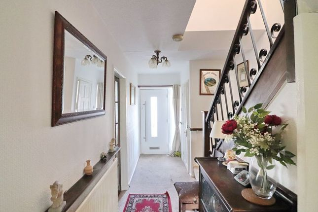 Entrance Hallway of Wyre Drive, Boothstown, Worsley M28