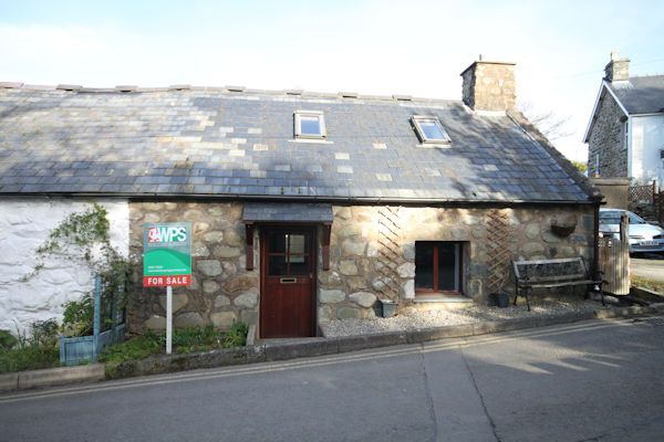 Thumbnail Cottage for sale in College Green, Llwyngwril