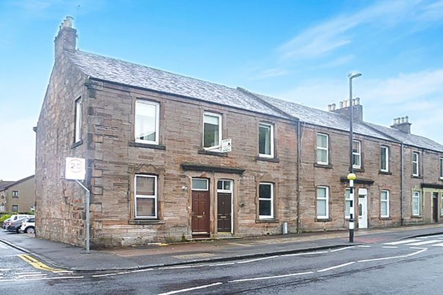 Thumbnail Flat to rent in East Stirling Street, Alva