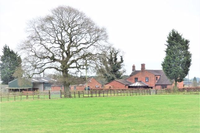 Thumbnail Country house for sale in Prees, Whitchurch