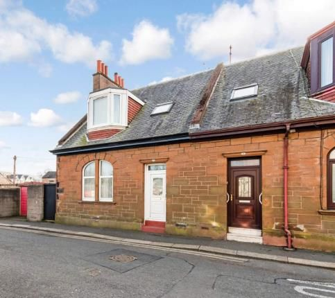 Thumbnail Terraced house for sale in Ailsa Street East, Girvan, South Ayrshire, Scotland