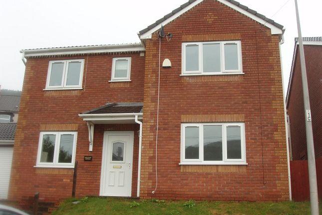 Thumbnail Property to rent in Hilltop House Carmel Close, Treherbert, Rhondda Cynon Taff.